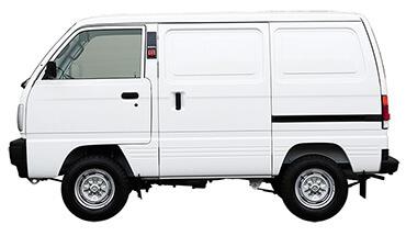 suzuki can tho carry blind van