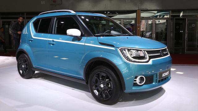Suzuki Ignis không phải là mẫu xe hoàn toàn mới vì đã được trình làng tại thị trường Nhật Bản với giá dao động từ 1.382.400 - 1.778.760 Yên, tương đương 253 - 325 triệu Đồng, vào hồi tháng 1 đầu năm nay. Tuy nhiên, trong triển lãm Paris 2016, hãng Suzuki vẫn mang Ignis đến trưng bày để giới thiệu với người tiêu dùng châu Âu.