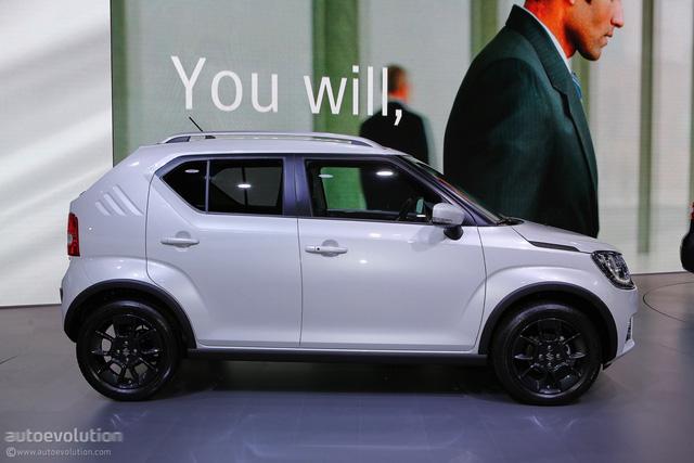 So với xe tại Nhật Bản, Suzuki Ignis mới ra mắt ở châu Âu có chiều dài tổng thể nhỉnh hơn từ 100 - 150 mm. Theo hãng Suzuki, thiết kế khác biệt của cản va trên Ignis phiên bản châu Âu chính là nguyên nhân khiến chiều dài tổng thể tăng lên so với xe ở Nhật.