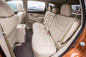 Hệ thống dây chằng được dùng thay thế cho dây an toàn nhằm cố định ghế em bé vào xe.