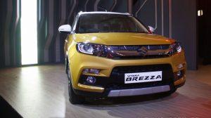 Suzuki Vitara Brezza chính thức ra mắt, giá chỉ 231 triệu Đồng