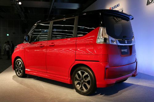 Hình ảnh Suzuki ra mắt dòng xe cỡ nhỏ giá 270 triệu số 6