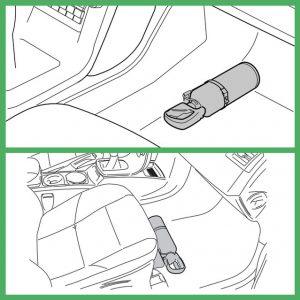 Lưu ý bảo quản bình chữa cháy xe hơi mùa nóng