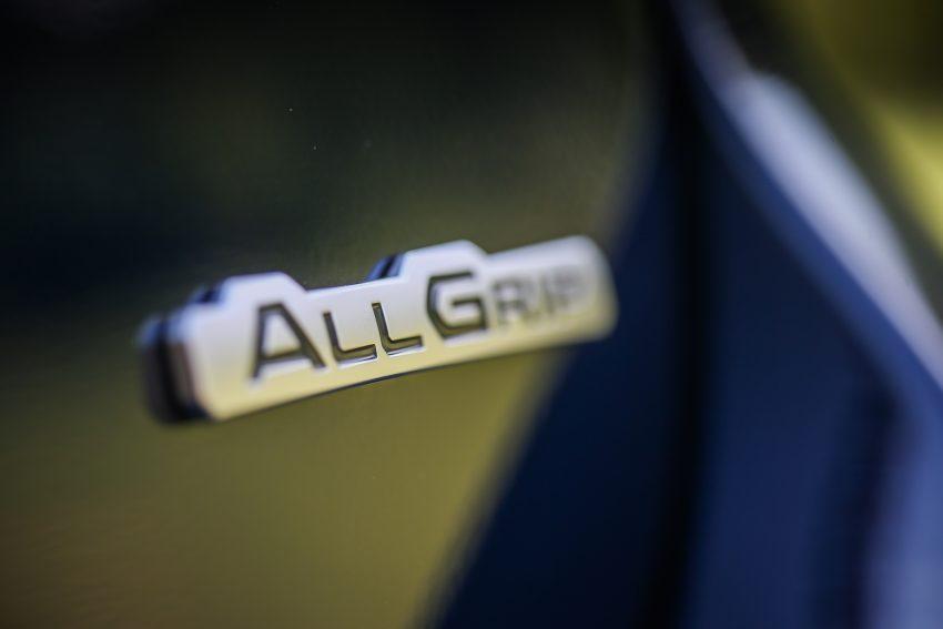 Ngoài hệ dẫn động cầu trước tiêu chuẩn, khách hàng có thể chọn loại 4 bánh toàn thời gian AllGrip cho Suzuki S-Cross 2016.