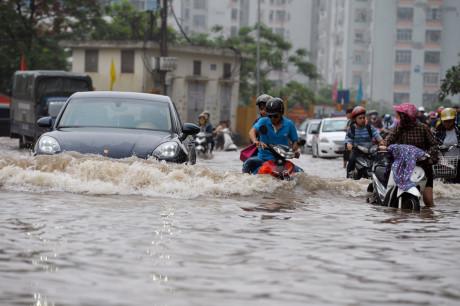 Hình ảnh Chăm sóc ôtô mùa mưa bão số 2