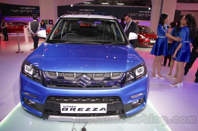 Suzuki Vitara Brezza được trang bị động cơ diesel 4 xy-lanh DDiS, dung tích 1,3 lít quen thuộc. Động cơ tạo ra công suất tối đa 90 mã lực tại vòng tua máy 4.000 vòng/phút và mô-men xoắn cực đại 200 Nm tại vòng tua máy 1.750 vòng/phút. Sức mạnh được truyền tới bánh thông qua hộp số sàn 5 cấp.