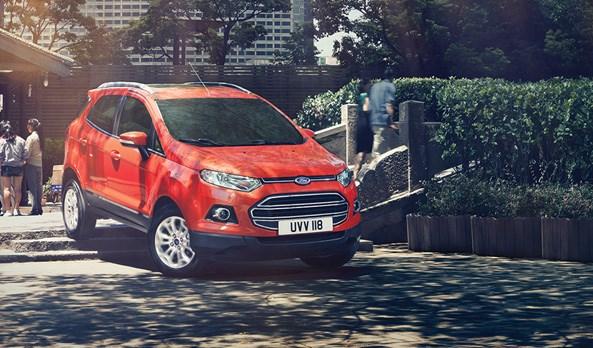 Nên chọn Ford EcoSport, Hyundai i20 Active hay Suzuki Vitara? - ảnh 8