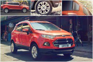 Nên chọn Ford EcoSport, Hyundai i20 Active hay Suzuki Vitara? - ảnh 2