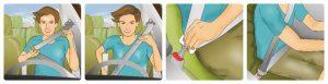 Thắt dây an toàn, hành động nhỏ có thể bảo vệ tính mạng - ảnh 3