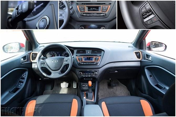 Nên chọn Ford EcoSport, Hyundai i20 Active hay Suzuki Vitara? - ảnh 6