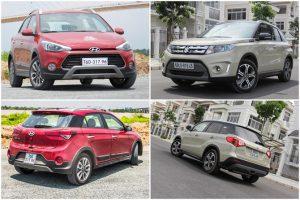 Hyundai i20 Active và Suzuki Vitara: Lựa chọn nào cho đô thị Việt? - ảnh 6