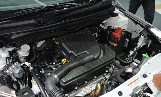Hiện chưa rõ thông số cụ thể của Suzuki Ciaz tại thị trường Việt Nam. Trong khi đó, tại thị trường Thái Lan, Suzuki Ciaz được trang bị động cơ xăng 4 xi-lanh, dung tích 1,25 lít, sản sinh công suất tối đa 91 mã lực tại 6.000 vòng/phút và mô-men xoắn cực đại 118 Nm tại 4.800 vòng/phút.
