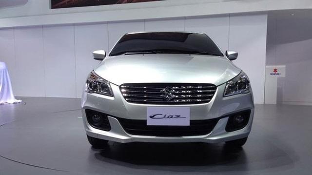 Đến nay, một số tin đồn khẳng định Suzuki Ciaz sẽ sớm ra mắt thị trường Việt Nam trong năm nay. Theo tin đồn, Suzuki Ciaz sẽ được nhập khẩu trực tiếp từ Thái Lan và bày bán trên thị trường Việt Nam vào quý IV năm nay.