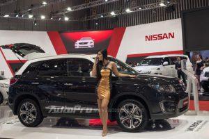 Sau những hình ảnh rò rỉ trước đó, Suzuki Vitara chính thức được ra mắt tại triển lãm ô tô Việt Nam 2015. Xe được nhập khẩu trược tiếp từ Hungary và mức giá bán được đề xuất 729 triệu đồng (đã bao gồm VAT).