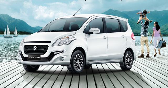 Suzuki Ertiga Dreza 2016...
