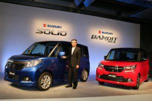Hình ảnh Suzuki ra mắt dòng xe cỡ nhỏ giá 270 triệu số 1