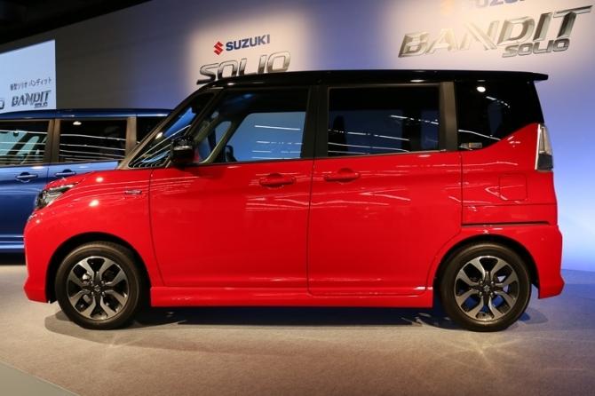 Hình ảnh Suzuki ra mắt dòng xe cỡ nhỏ giá 270 triệu số 2