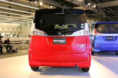 Hình ảnh Suzuki ra mắt dòng xe cỡ nhỏ giá 270 triệu số 5