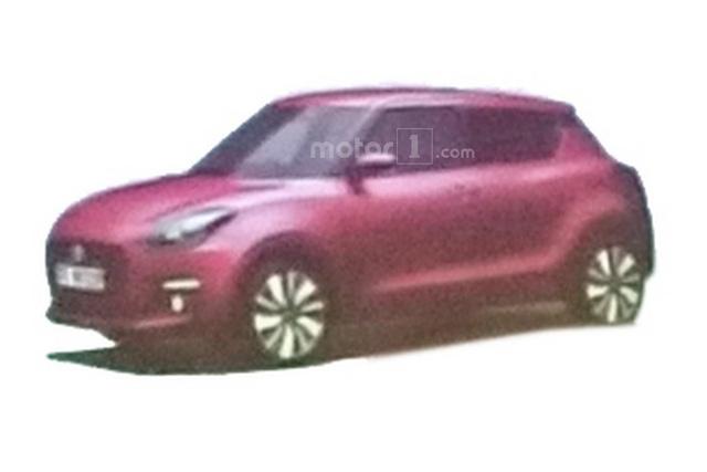Suzuki Swift tiêu chuẩn thế hệ mới