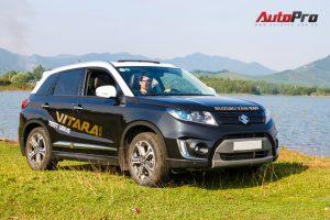 Suzuki Vitara 2015 có nhiều cải tiến về ngoại hình so với thế hệ trước đây.