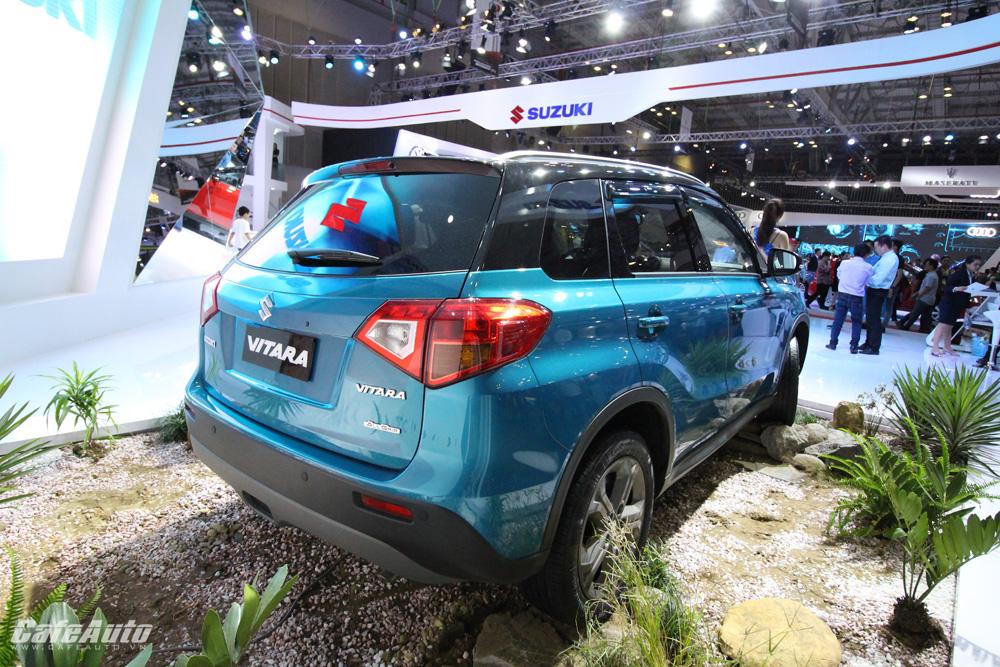 Suzuki Vitara có thêm bản 2 cầu giá từ 879 triệu đồng
