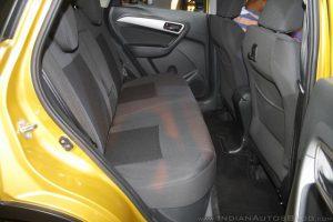 Theo nhà sản xuất, Suzuki Vitara Brezza tiêu thụ lượng nhiên liệu thấp nhất phân khúc với mức 24,3 km/lít, tương đương 4,1 lít/100 km.