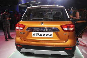 Với lợi thế về giá bán, Suzuki Vitara Brezza nhanh chóng trở thành lựa chọn hàng đầu trong phân khúc SUV tại Ấn Độ.