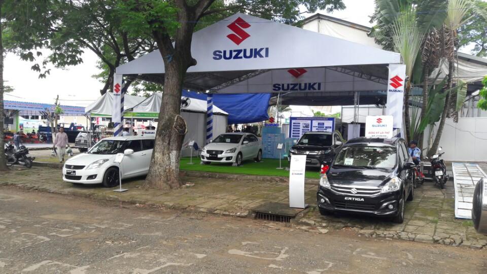 Suzuki Ertiga tại Cần Thơ